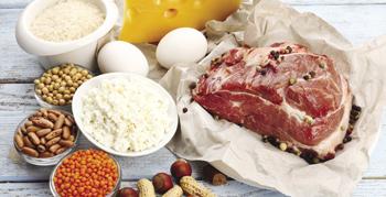 Bílkoviny v našem jídelníčku a při redukční dietě