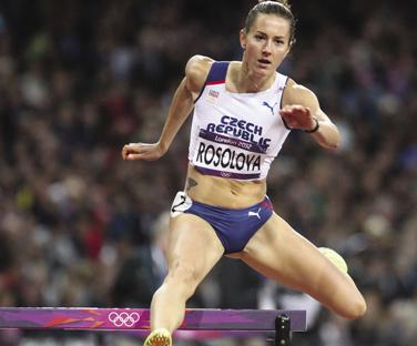 Interview s atletkou Denisou Rosolovou