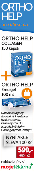 Ortho Help Collagen 150 kapslí