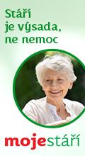 Moje stáří - Stáří je výsada, ne nemoc