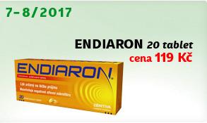Endiaron 250mg 20 tablet