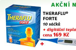 Theraflu Forte 1000/200/12.5mg prášek pro perorální roztok 10 sáčků