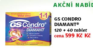 GS Condro Diamant 120+40 tablet