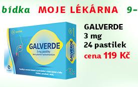 Galverde 3mg Lemon 24 pastilek