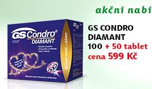 GS Condro DIAMANT 100+50 tablet a dárek