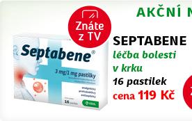 Septabene 3 mg/1mg 16 pastilek
