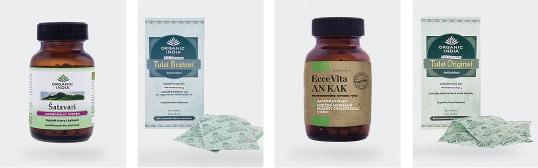 Ecce Vita produkty
