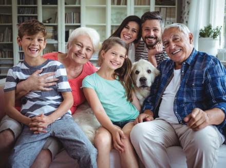 Mezigenerační soužití: výhody a nevýhody společného žití pod jednou střechou