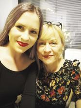 Interview s Marianou Prachařovou