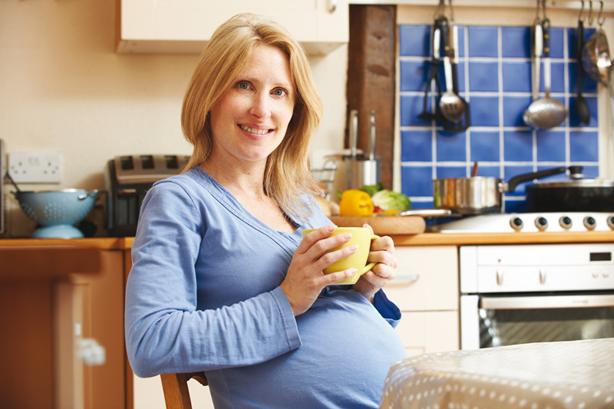 Fyziologické změny v těhotenství