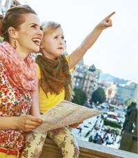 Nebojte se cestování s dětmi