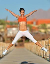 Vyzkoušejte venkovní workout