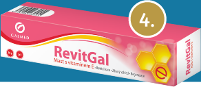 RevitGal mast s vitaminem E