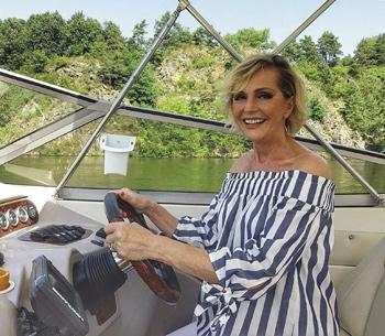 Interview s Helenou Vondráčkovou