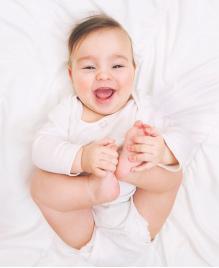 Jak na spokojené bříško dítěte