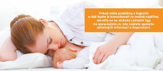 Vypořádejte se s problémy při kojení s chladnou hlavou