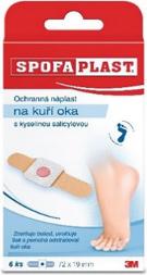SPOFAPLAST®: Ochranná náplast na kuří oka