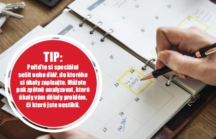 5 tipů, jak na produktivní den