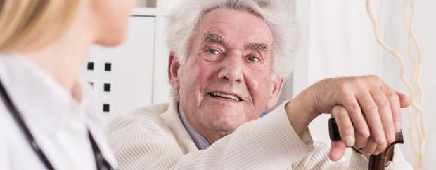 Zácpa ve stáří