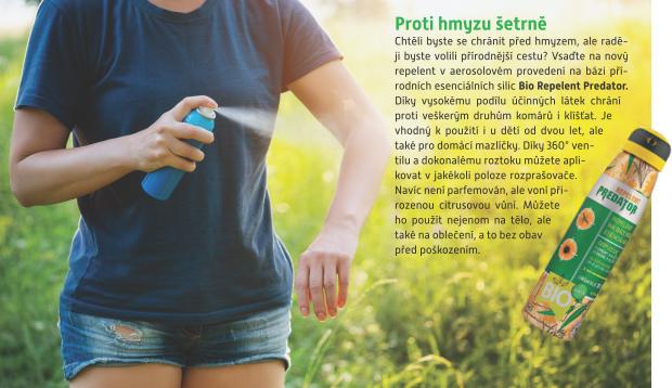 Tipy z lékárny: Hmyzí bodnutí už nebudou váš problém