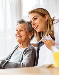 Pečovatelská zátěž u Alzheimerovy choroby
