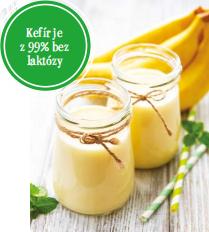 Banánové smoothie z kefíru