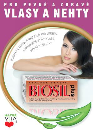 Výsledky studie na ověření účinnosti doplňku stravy BIOSIL PLUS
