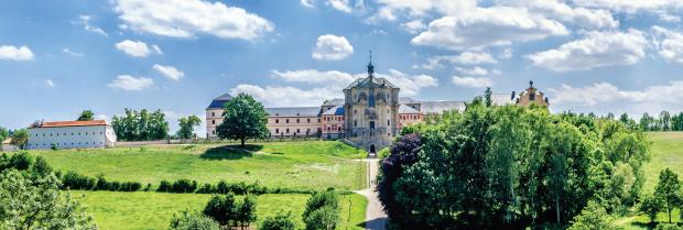 Návštěva Českého farmaceutického muzea v Kuksu