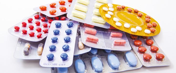 Jak naložit s nepoužitelnými  léčivy
