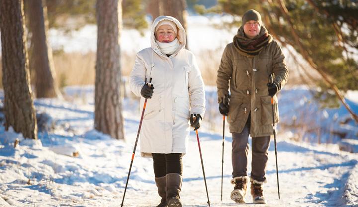 Manuál pro seniory - jak se správně hýbat a omezit riziko úrazů