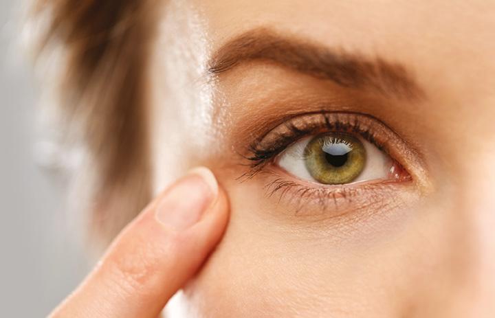 Vitamíny a minerály pro oči
