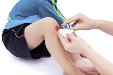 Kožní poranění, jejich hojení a ošetřování