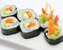 Japonská MAKI SUSHI