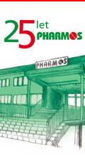 Pharmos slaví 25 let